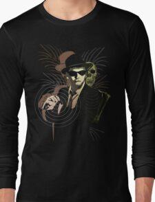 G-Man on Holiday Long Sleeve T-Shirt