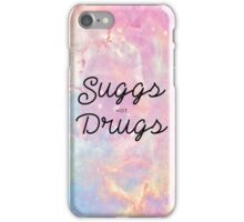 Suggs not Drugs iPhone Case/Skin