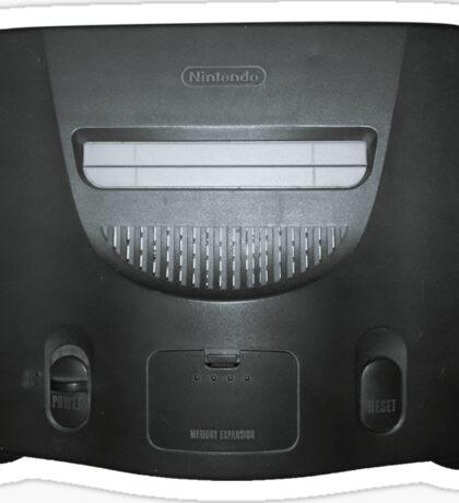 N64 Sticker