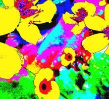 Spring Garden  Sticker