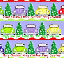Merry Christmas by Sharon Poulton