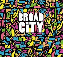 Broad City #3 by Alice Protin