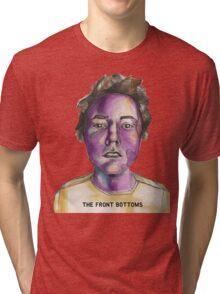 The Front Bottoms (album) Tri-blend T-Shirt