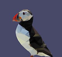 LP Puffin by Alice Protin