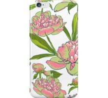 peonies  iPhone Case/Skin