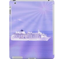 Let's go on a Cruise iPad Case/Skin
