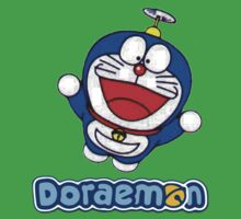Doraemon 0013 One Piece - Short Sleeve