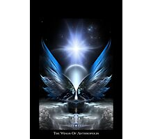 The Wings Of Anthropolis Photographic Print