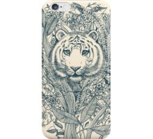 Tiger Tangle iPhone Case/Skin