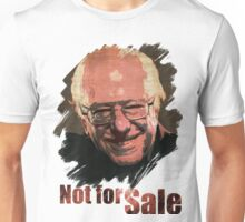 Bernie Sanders Not for Sale Unisex T-Shirt