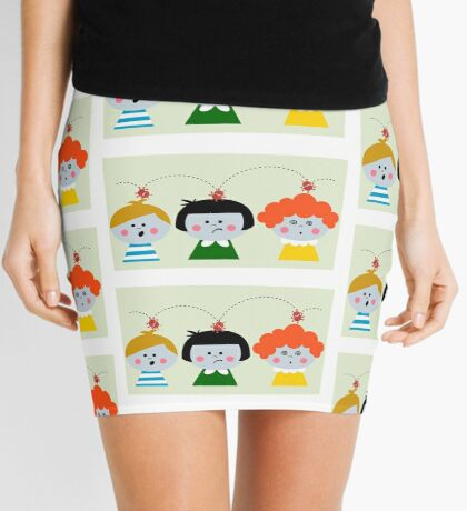 Lice Mini Skirt