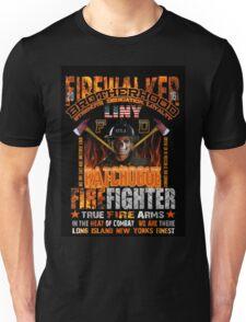 PATCHOGUE FIRE WALKER Unisex T-Shirt