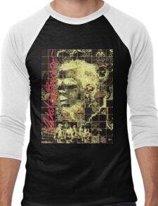 Gold Reynaldo Men's Baseball ¾ T-Shirt