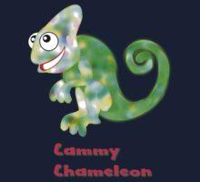 Cammy Chameleon T-shirt, etc. design One Piece - Short Sleeve