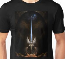 The Angel Wing Sword Of Arkledious Unisex T-Shirt