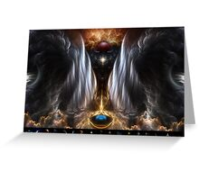 Dream Of Sages Greeting Card