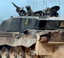 Challenger 2 Main Battle Tank (MBT) British Army Sticker