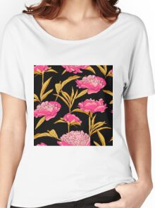 peonies  Women's Relaxed Fit T-Shirt