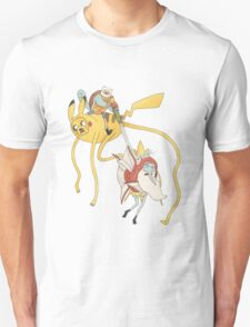 Pokebattle! Come on, grab your friends... T-Shirt