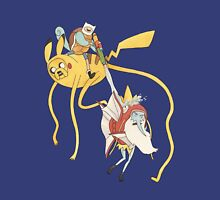Pokebattle! Come on, grab your friends... Unisex T-Shirt