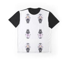 Space Flowers II Graphic T-Shirt