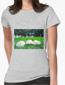 Northbridge Mushrooms Womens Fitted T-Shirt