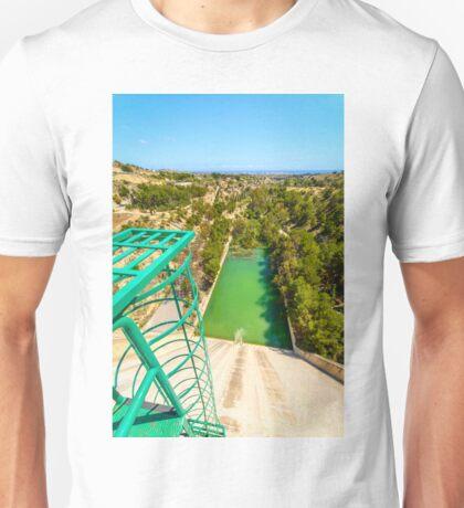 Dam high up Unisex T-Shirt