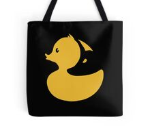 fox and duck Tote Bag