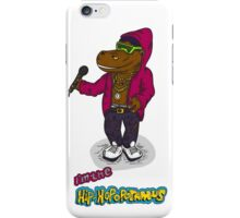 FLIGHT OF THE CONCHORDS - THE HIPHOPOPOTAMUS AND THE RHYMENOCEROS - THE HIPHOPOPOTAMUS VERSION 2 iPhone Case/Skin
