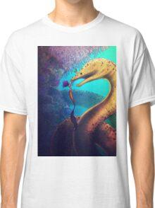 My Old Friend (Digital Illustration) Classic T-Shirt
