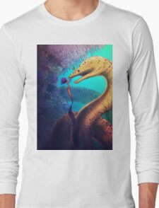 My Old Friend (Digital Illustration) Long Sleeve T-Shirt