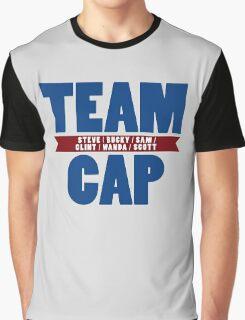 TEAM CAP Graphic T-Shirt