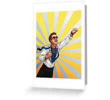 It's time to train! Greeting Card