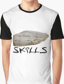 Hard - Stone - Skills Graphic T-Shirt