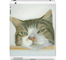 Look out spot iPad Case/Skin