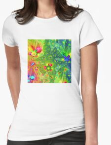 Spring 0001 Womens Fitted T-Shirt