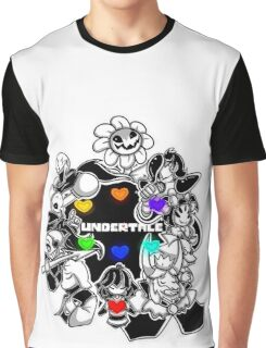 Undertale crew Graphic T-Shirt