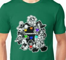 Undertale crew Unisex T-Shirt