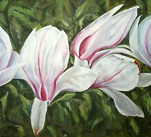Magnolia III by Carole Russell