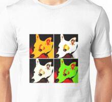 man's best friend warhol Unisex T-Shirt