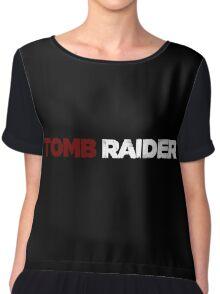 Tomb Raider Chiffon Top