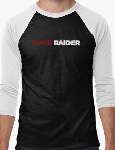 Tomb Raider Men's Baseball ¾ T-Shirt