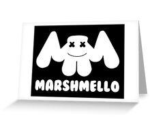 Marshmello Greeting Card