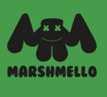 Marshmello One Piece - Short Sleeve