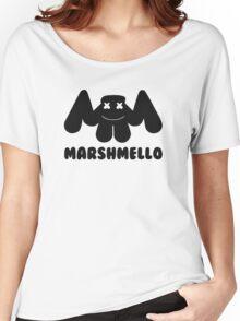 Marshmello Women's Relaxed Fit T-Shirt