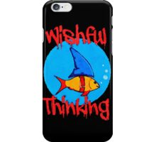 Wishful Thinking (new design) iPhone Case/Skin
