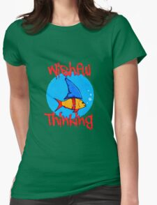 Wishful Thinking (new design) Womens Fitted T-Shirt