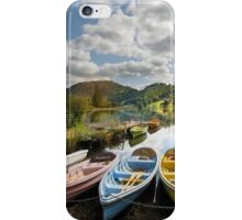 Lazy Day's in the lakes iPhone Case/Skin
