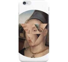 Puzzle face iPhone Case/Skin