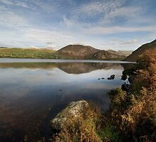 Ennerdale Water lake district by eddiej